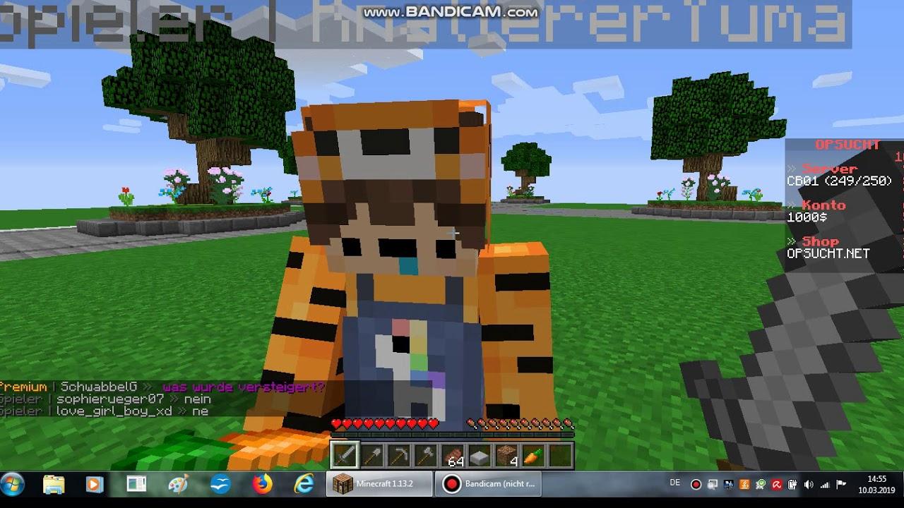 Minecraft Spile