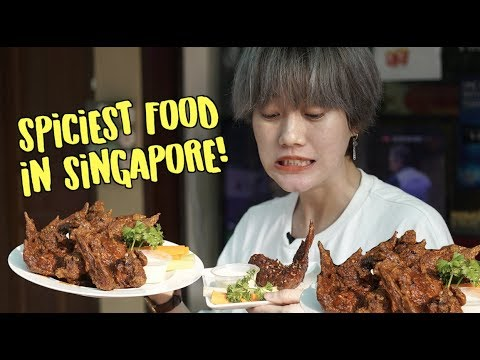 SPICIEST FOOD IN SINGAPORE #02