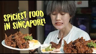 Download lagu SPICIEST FOOD IN SINGAPORE #02