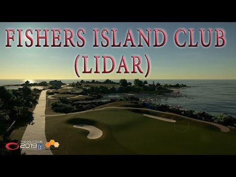 The Golf Club 2019 - FISHERS ISLAND CLUB (LIDAR)