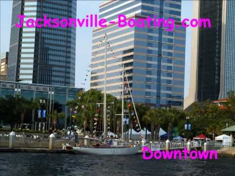 Jacksonville, FL marinas, boating clubs, yacht clubs