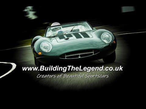 Inside Jaguar - Making a Million Pound Car (HD, Full-Screen, No Adverts)