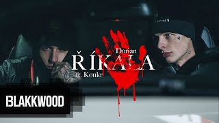 Dorian - Říkala ft. Koukr (OFFICIAL VIDEO)