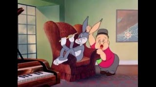 Bugs Bunny ft. Elmer Fudd - Die Wabbit Who Came to Supper (1942) Klassische Zeichentrickfilm