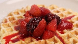 Berry Compote Recipe - Laura Vitale - Laura in the Kitchen Episode 325
