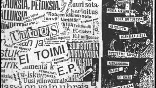 Uutuus - Ei Toimi E.P. (Tape 1995)