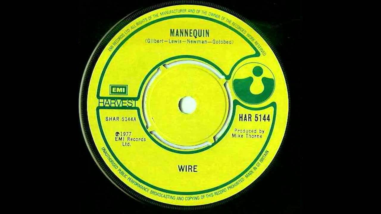 wire Mannequin 1977) - YouTube