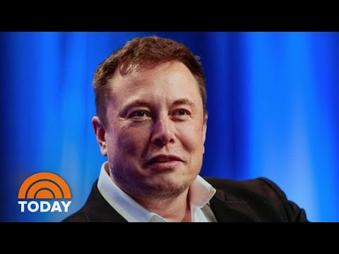 Elon Musk Talks SEC, Childhood And More In '60 Minutes' Interview | TODAY