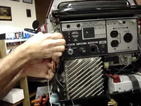 Full installation instructions for long range remote for Honda EU3000is