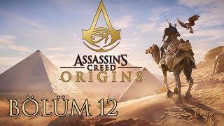 Assassin's Creed Origins Türkçe: Bölüm 12: Piramitler!