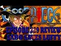 SABO SAVES LUFFY!! One Piece Episode 729 Review