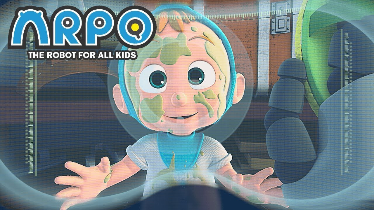 ARPO The Robot For All Kids - Camera Shy | Full Episode | Cartoon for Kids