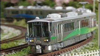 【新製品】Nゲージ あいの風とやま鉄道 521系 走行シーン集
