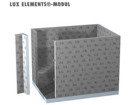 video lux elements modul dampfbad montage youtube. Black Bedroom Furniture Sets. Home Design Ideas