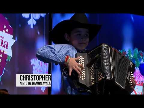 La dinastia sigue! Christopher Ayala
