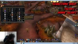 Ziqo's World of Warcraft Legion Fire Mage guide - Artifact/talents/burst