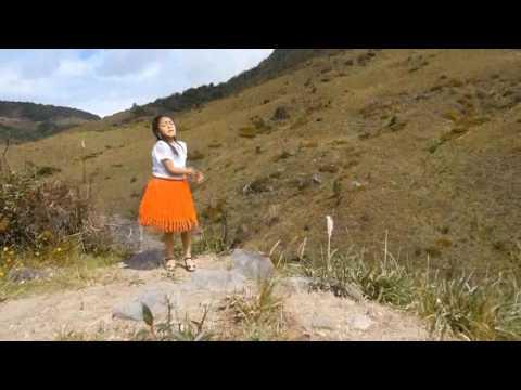 Daisy La princesita del Azuay,  tema;   chimbalito (COVER)
