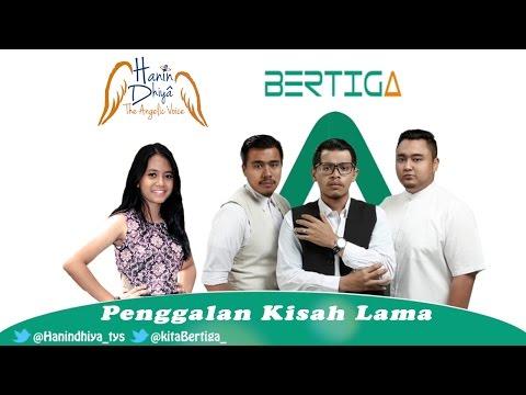 Penggalan Kisah Lama - La Luna (Cover) by Hanin Dhiya with BERTIGA