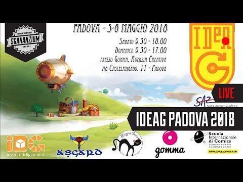 IdeaG Padova 2018 - Videomaking e giochi da tavolo: possibili intersezioni