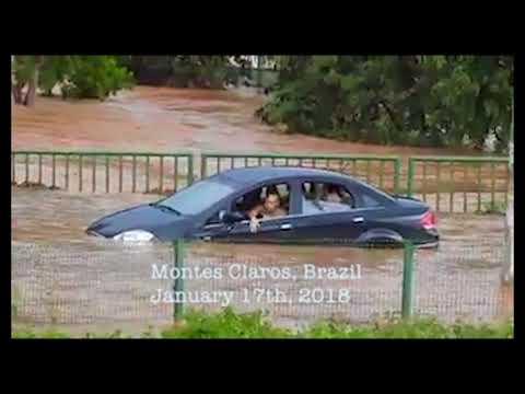 Brazil Water Rising January 20th, 2018