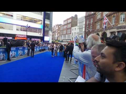 Olivia Harrison at Beatles Premiere Eight Days a week 15 09 2016