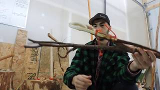Pot Hangers - 12 Week Bushcraft Challenge - Week 4