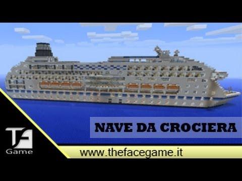 Minecraft nave da crociera youtube for Cabina interna su una nave da crociera