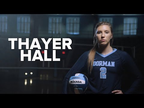 Thayer Hall: 2017-2018 Gatorade National Volleyball Player of the Year