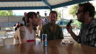 idobi Interview: The Used at Taste Of Chaos 2015