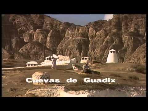 Las casas cueva de Guadix, en los pueblos de CSTV