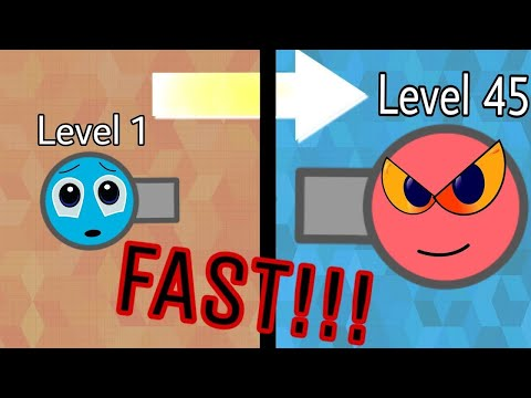 Download Youtube: Diep.io HOW TO GET TO LEVEL 45 FAST - RAMMER