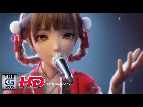 """CGI 3D Animated Music Video """"The Forever Seventeen """" - by JINGJING of Hezmon Animation 