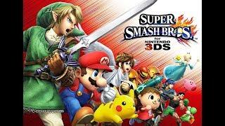 Let's Live Stream Super Smash Bros 3DS Part 28