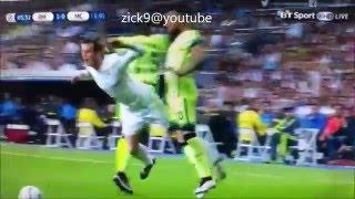 Gareth Bale dive vs Manchester City (04/05/2016)