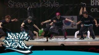 BOTY 2011 - SHOWCASE - JINJO CREW (KOREA) [OFFICIAL HD VERSION BOTY TV] thumbnail