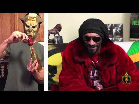 Snoop Dogg's reaction to The Knockout