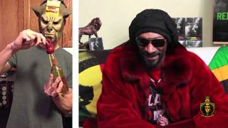 Snoop Approves The Knockout Beer Bong Invention