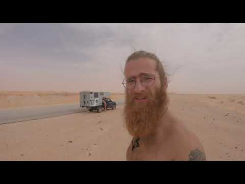 Āfrika,Dzīve busiņā,Mauritania, e7