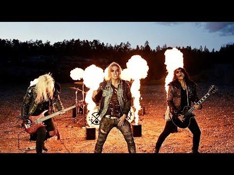 "CRASHDÏET - ""RUST"" (Official Music Video) #Crashdïet #RUST #RockAintDead Mp3"