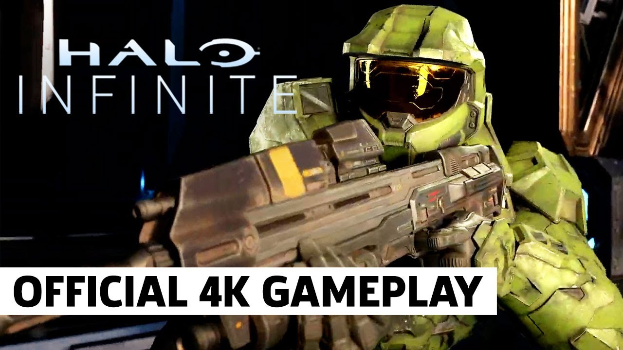 Download NEW Halo Infinite - Official Campaign Overview