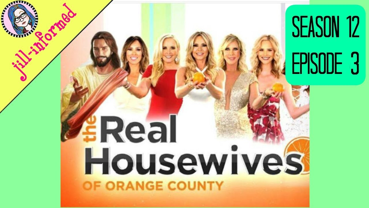 Recap Of The Real Housewives Of Orange County Season 12