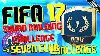 sbc   seven club challenge   cheap squad