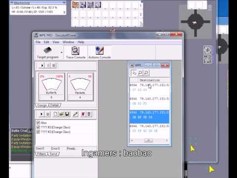 Ragnarok - Mvp spawn with abracadabra using WPE