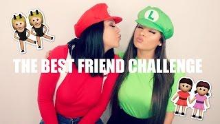 THE BEST FRIEND CHALLENGE!!!