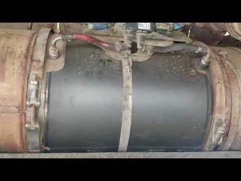 KENWORTH CUMMINS ENGINE DPF COMMON PROBLEM