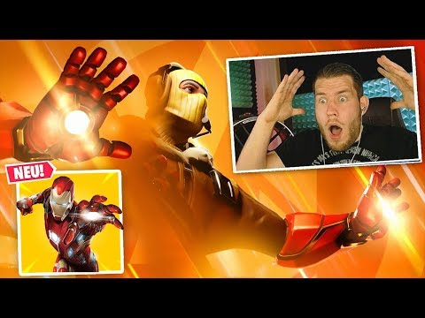 *NEU* IRONMAN IN FORTNITE!