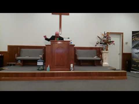 Restoration Assembly  - Pastor Matthew Jones 12-24-2017