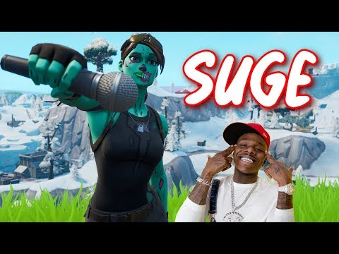 """Fortnite Montage - """"SUGE"""" (DaBaby)"""