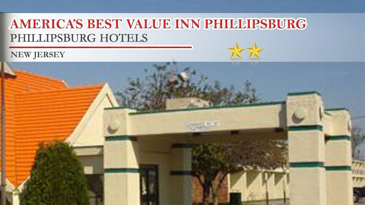 America S Best Value Inn Phillipsburg Hotels New Jersey