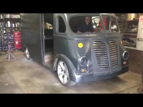 international metro van on airbags youtube. Black Bedroom Furniture Sets. Home Design Ideas